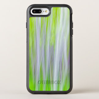 Abstract of Aspen Trees | Yakima River Trail, WA OtterBox Symmetry iPhone 8 Plus/7 Plus Case