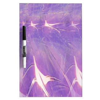 Abstract Of Lights Dry Erase Board