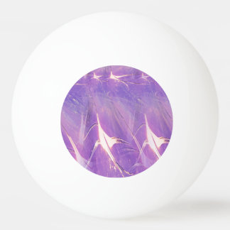 Abstract Of Lights Ping Pong Ball