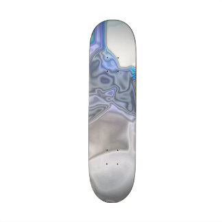 Abstract office pattern skate boards