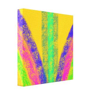 Abstract Original Art Canvas Print