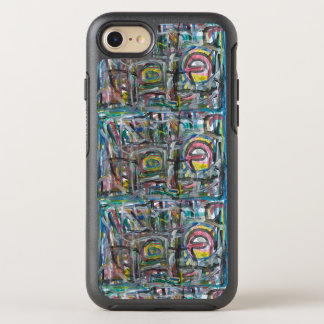 Abstract OtterBox Symmetry iPhone 8/7 Case