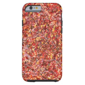 Abstract - Paint - Cosmetically speaking Tough iPhone 6 Case