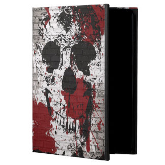 Abstract Paint Splatter Graffiti  Skull iPad Air iPad Air Cover