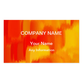 Abstract Painting | Abstract Art 13 Pack Of Standard Business Cards