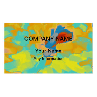 Abstract Painting | Abstract Art 15 Pack Of Standard Business Cards