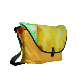 Abstract Painting   Abstract Art 20 Courier Bag
