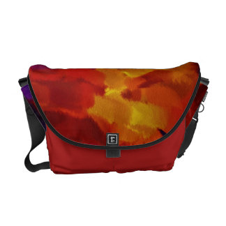 Abstract Painting   Abstract Art 22 Commuter Bag