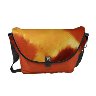 Abstract Painting | Abstract Art 37 Courier Bag