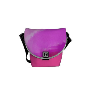 Abstract Painting   Abstract Art 4 Messenger Bags