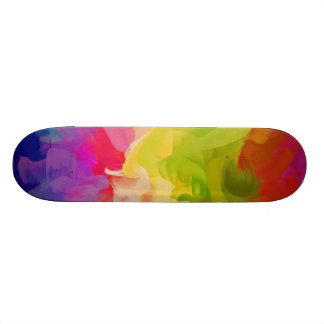 Abstract Painting | Abstract Art 7 Skateboard Deck
