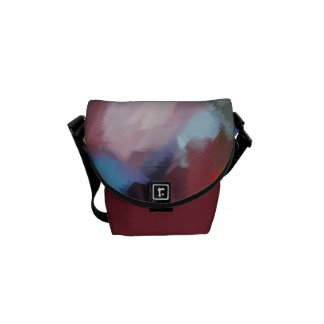 Abstract Painting   Abstract Art Commuter Bags