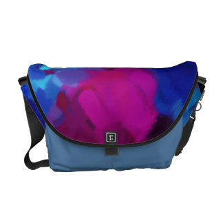 Abstract Painting   Abstract Art Courier Bag