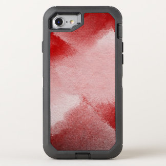 abstract painting background OtterBox defender iPhone 8/7 case