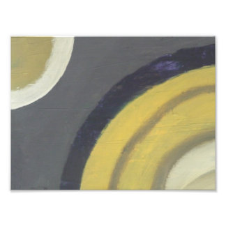 Abstract painting by s.b. Eazle Photo Print