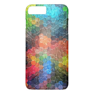 Abstract Painting | Dynamic Colors iPhone 8 Plus/7 Plus Case