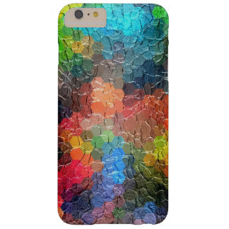 Abstract Painting | Dynamic Colours Barely There iPhone 6 Plus Case