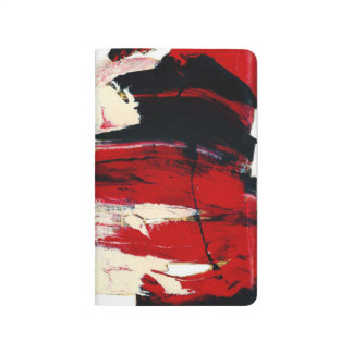 Abstract Painting Notebook Journals