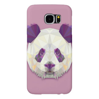 Abstract Panda Phone Case