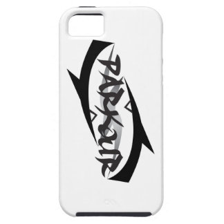 Abstract Parkour iPhone 5 Cover