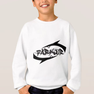 Abstract Parkour Sweatshirt