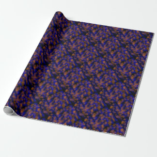 abstract party supplies wrapping paper