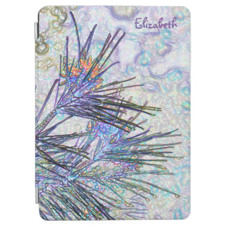 Abstract Pastel Flowers Drawing iPad Air 2 Cover iPad Air Cover