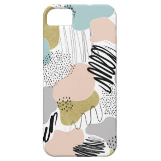 Abstract Pastel Phone Case