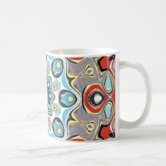 Abstract Pastels Mandala Coffee Mug