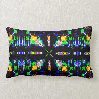 Abstract pattern #22 lumbar cushion