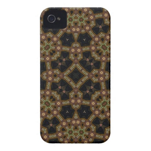 Abstract Pattern blackberry bold Case iPhone 4 Case-Mate Case
