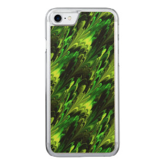 Abstract Pattern Carved iPhone 8/7 Case