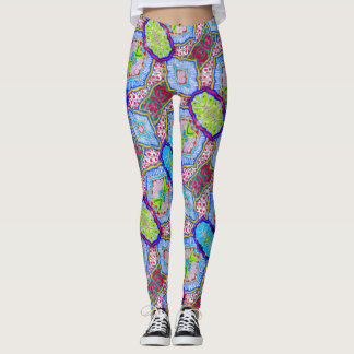 Abstract Pattern - Leggings