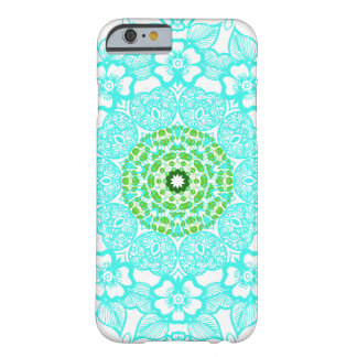 Abstract pattern mandala iPhone 6 case Barely There iPhone 6 Case