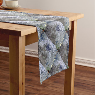 Abstract Pattern Short Table Runner