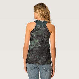 Abstract Pattern Tank
