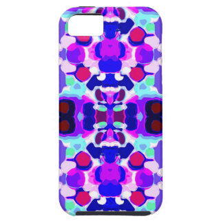 Abstract pattern tough iPhone 5 case