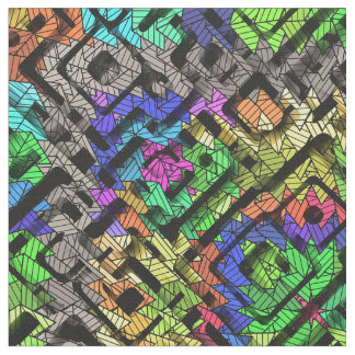 Abstract Patterns 41B Fabric