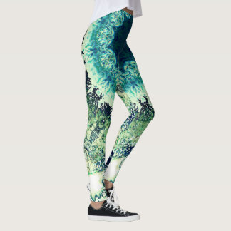 Abstract Patterns Leggings
