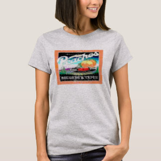 Abstract Peaches T-Shirt
