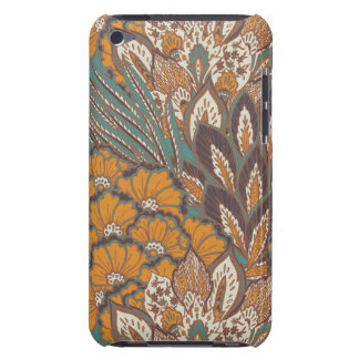 Abstract Peacock Feather Pattern Case-Mate iPod Touch Case