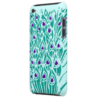 Abstract Peacock Feathers  iPod Touch Case