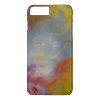 Abstract Petrified Wood close-up iPhone 8 Plus/7 Plus Case