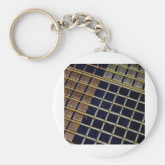 Abstract Photography Key Ring