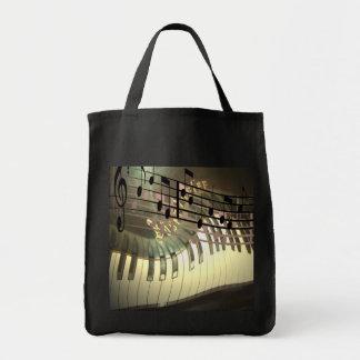 Abstract Piano Bag