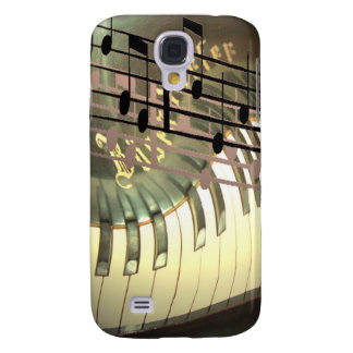 Abstract Piano iPhone 3 Case