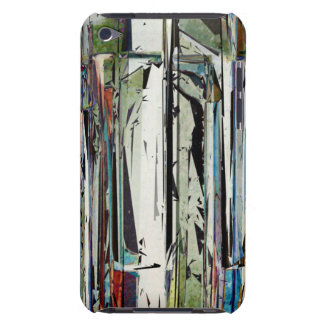 Abstract Piano Keys iPod Case-Mate Case