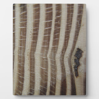 abstract picture of wood photo plaque