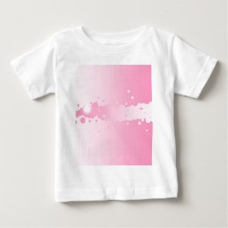Abstract Pink Background Baby T-Shirt