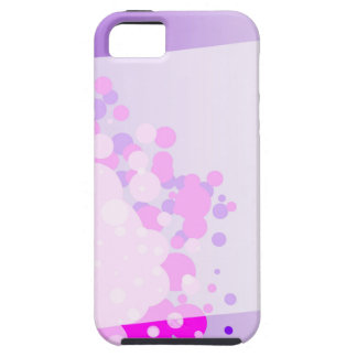 Abstract Pink Background iPhone 5 Case
